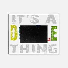 labradoodlething_black Picture Frame