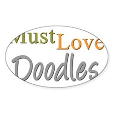 mustlovedoodles Decal