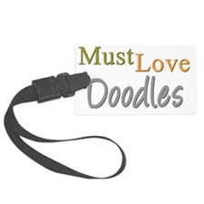 mustlovedoodles Luggage Tag