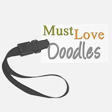 mustlovedoodles Luggage Tag