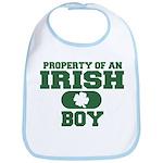 Property of an Irish Boy Bib