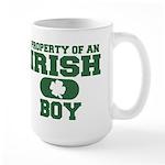 Property of an Irish Boy Large Mug
