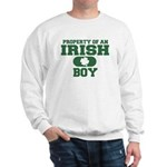 Property of an Irish Boy Sweatshirt