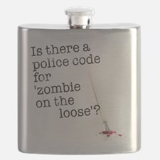 zombie on the loose Flask