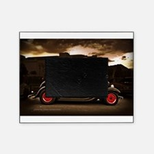 1932 black ford 5 window Picture Frame