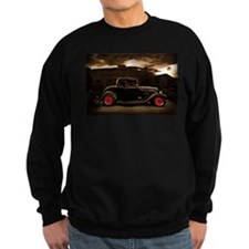 1932 black ford 5 window Sweatshirt