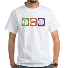 Eat Sleep Cartography Shirt