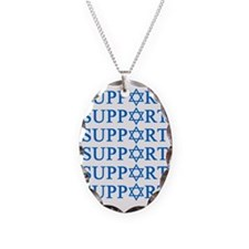 Support Israel Necklace
