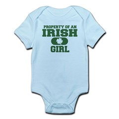 Property of an Irish Girl Infant Bodysuit