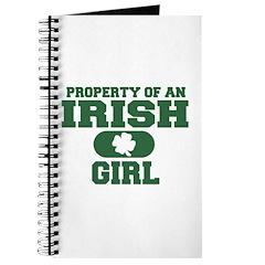 Property of an Irish Girl Journal
