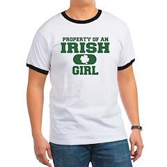 Property of an Irish Girl T