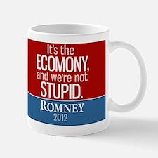 ECONOMY - Were not ... Mug