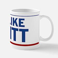 I LIKE MITT Mug