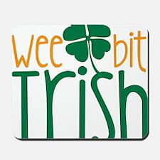 Wee Bit Irish Mousepad