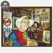 Broadsides  Retrospectives Vic Sadot CD cov Puzzle