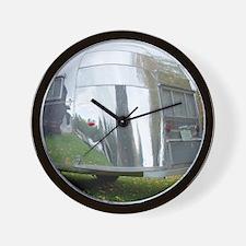 1956, whale tail, dutchmans cap, photog Wall Clock