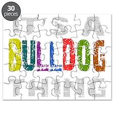 bulldogthing_black Puzzle