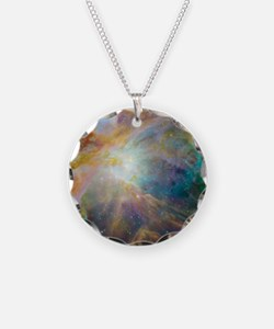 Clouds of Space Gas Necklace