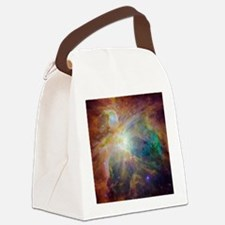 Clouds of Space Gas Canvas Lunch Bag