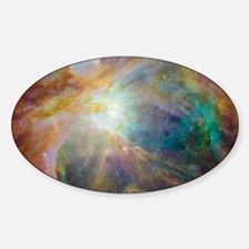 Clouds of Space Gas Decal