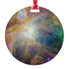 Clouds of Space Gas Ornament