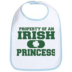 Property of an Irish Princess Bib