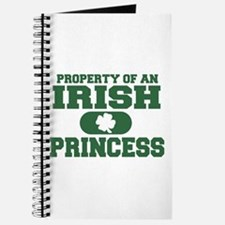 Property of an Irish Princess Journal