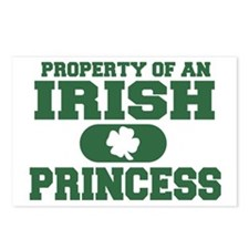 Property of an Irish Princess Postcards (Package o