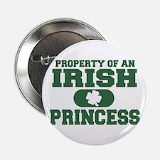 Property of an Irish Princess Button