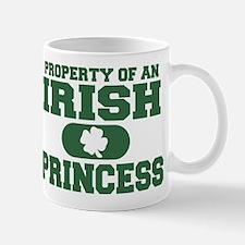 Property of an Irish Princess Mug