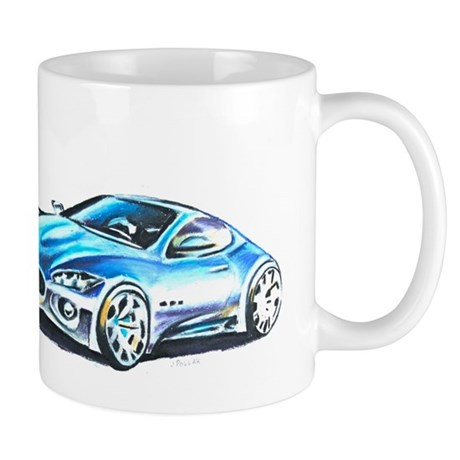 Maserati Gran Turismo Mug