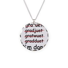 gardtuet Necklace Circle Charm