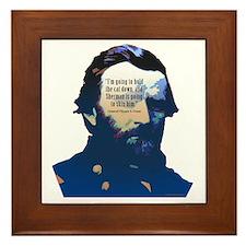 General Ulysses S. Grant Framed Tile