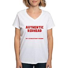 Authentic Redhead Shirt