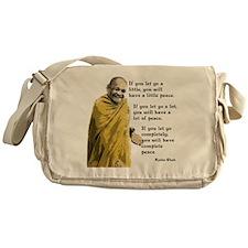 Let Go a Little Messenger Bag