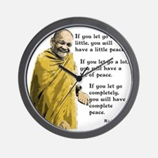 Let Go a Little Wall Clock