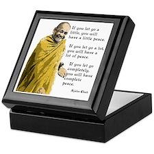 Let Go a Little Keepsake Box