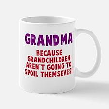 Grandma Spoil Mug