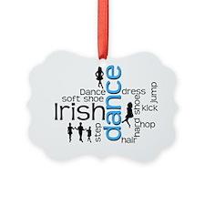 Irish Dance Ornament