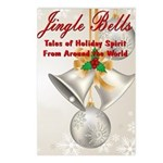 Jingle Bells Book Cover Postcards (Package Of 8)