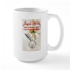 Jingle Bells Book Cover Mugs