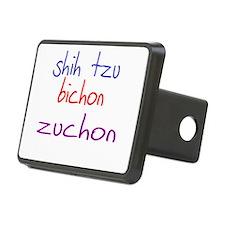 zuchon_black Hitch Cover