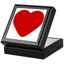 The Big Heart Keepsake Box