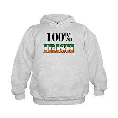 100 Percent Irish Hoodie