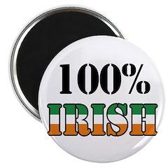 100 Percent Irish Magnet