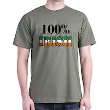 100 Percent Irish T-Shirt