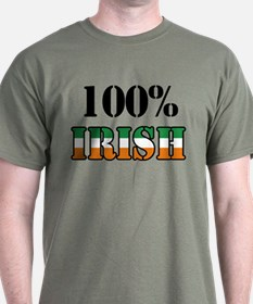 100 Percent Irish T-Shirt