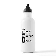 Eat Sleep Hike Water Bottle