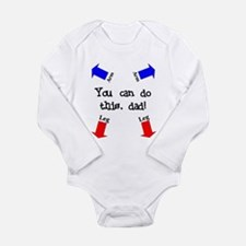 You can do this dad! Long Sleeve Infant Bodysuit
