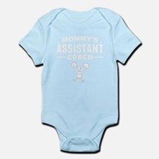 Mommy's Assistant Cheer Coach Body Suit